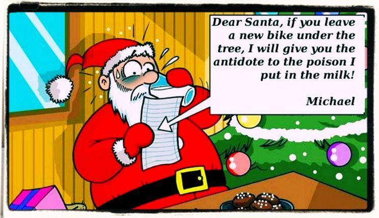 Christmas amusing stories