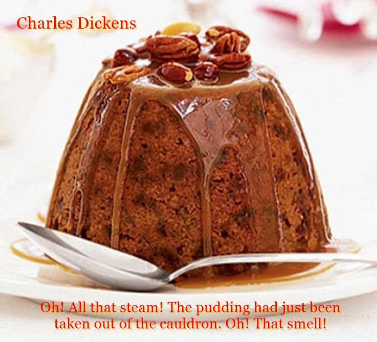 Christmas pudding tradition