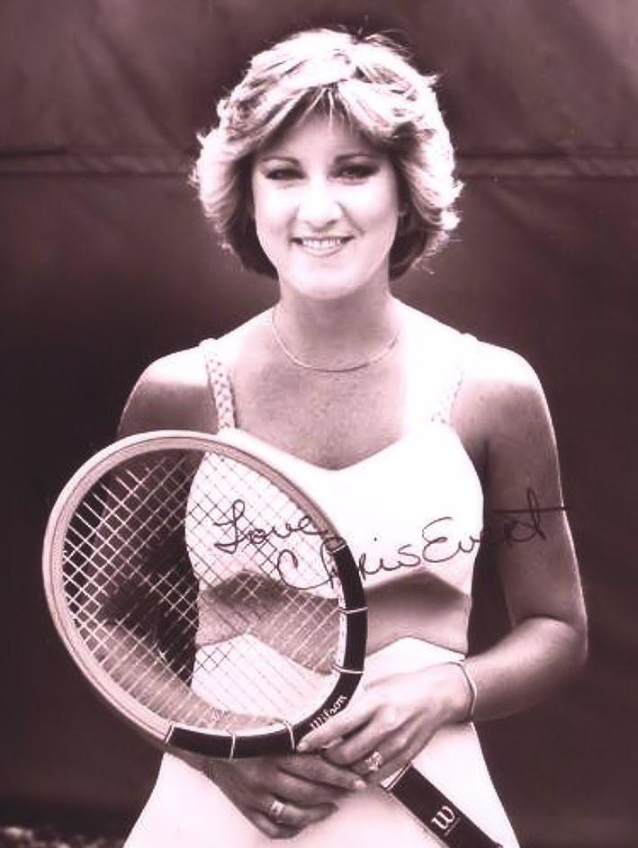Chris Evert Storia del braccialetto tennis