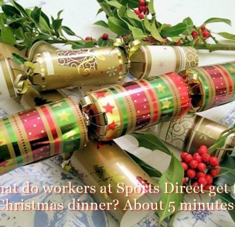 Christmas crackers jokes
