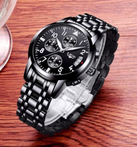 Lige Brand Watch