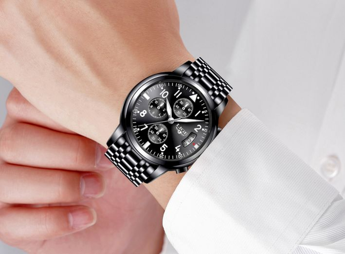 LIGE Famous Chinese Brand Watch