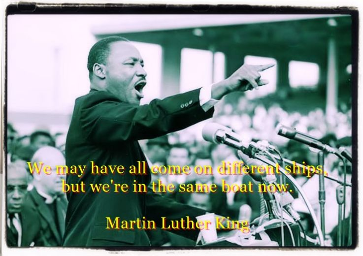 Martin Luther King Jr. Day and quotes