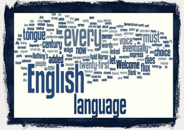 The World of English Language, varieties and culture