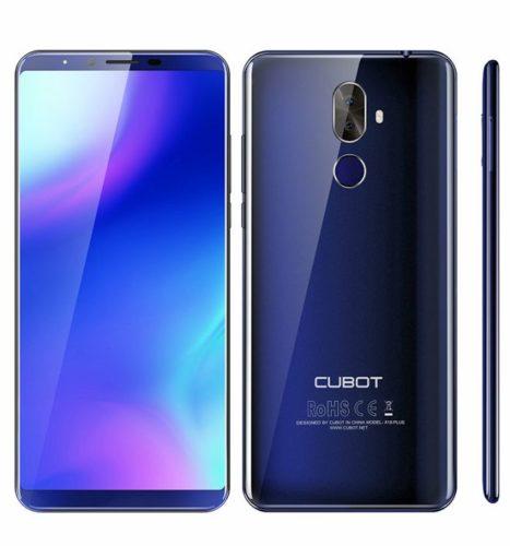 CUBOT X18 Plus Smartphone