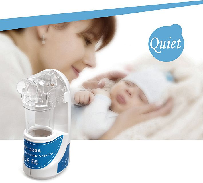 Health care ultrasonic nebulizer inhaler