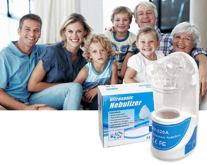 Health care ultrasonic nebulizer