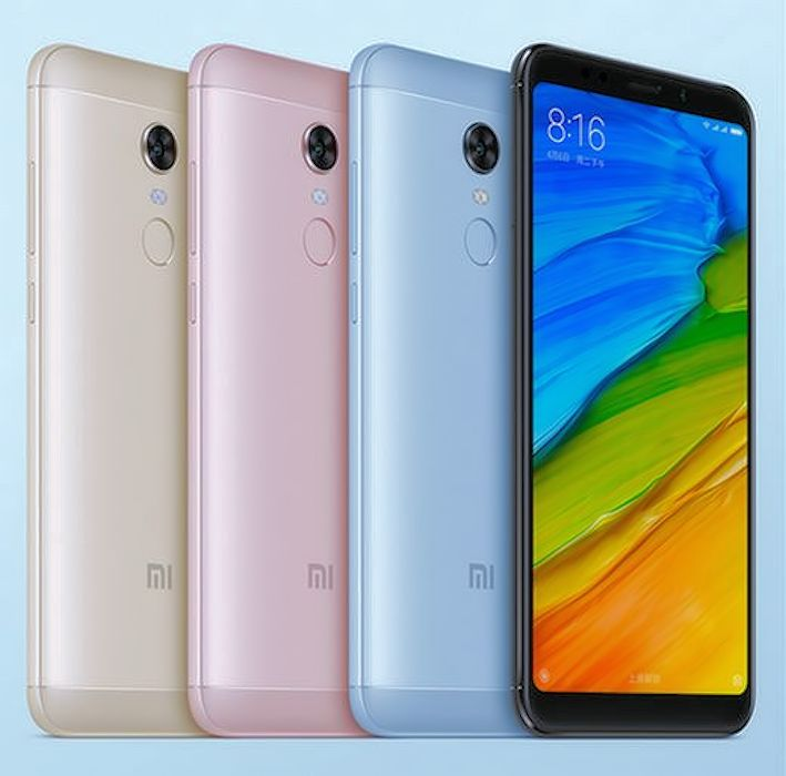 "Global Version Xiaomi Mi A1 4GB 64GB Mobile Phone 5.5"" Dual Camera Android System"
