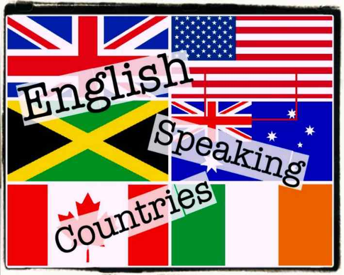 The world of the English language