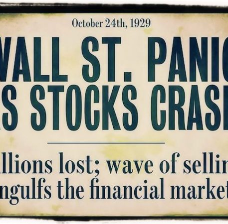 Wall Street Crash 1929