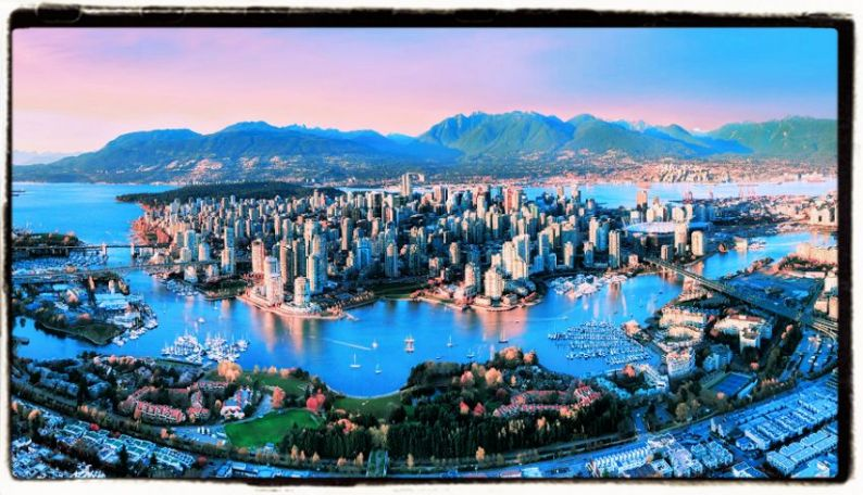 Vancouver Canada Quotes