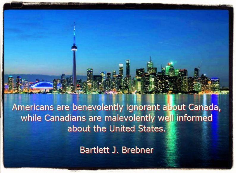 Toronto Canada quotes
