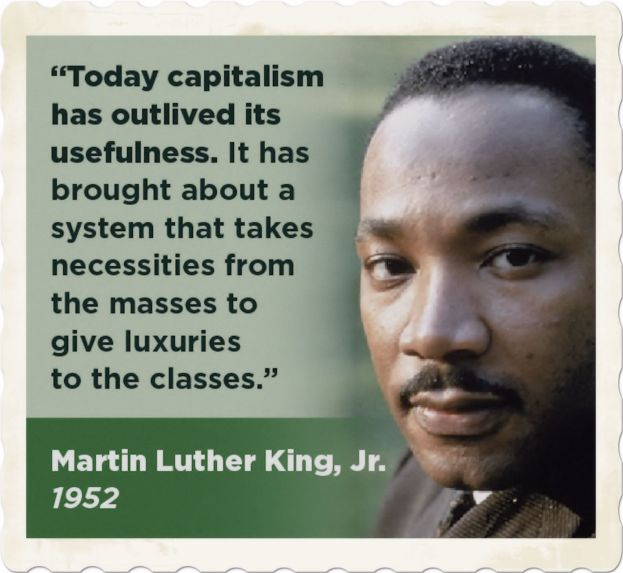 Martin Luther Day Quote