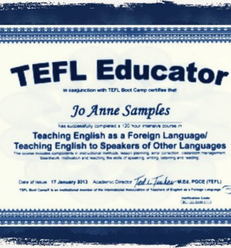 English testing acronyms