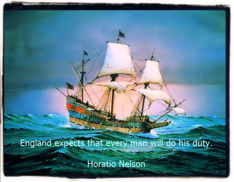 Words of maritime tradition