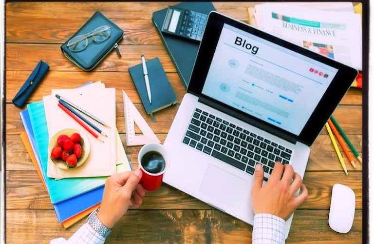 Blog, blogger and blogging