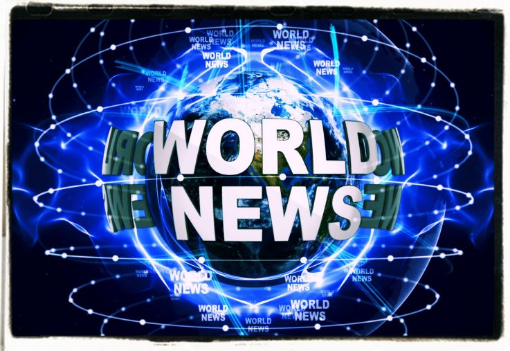 Updated last world news