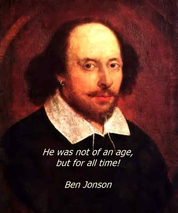 William Shakespeare's World Reputation quotes