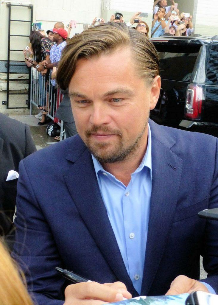 Leonardo DiCaprio on Climate change