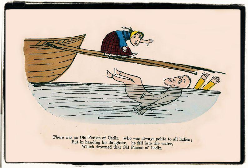 Edward Lear Book of Nonsense Limericks