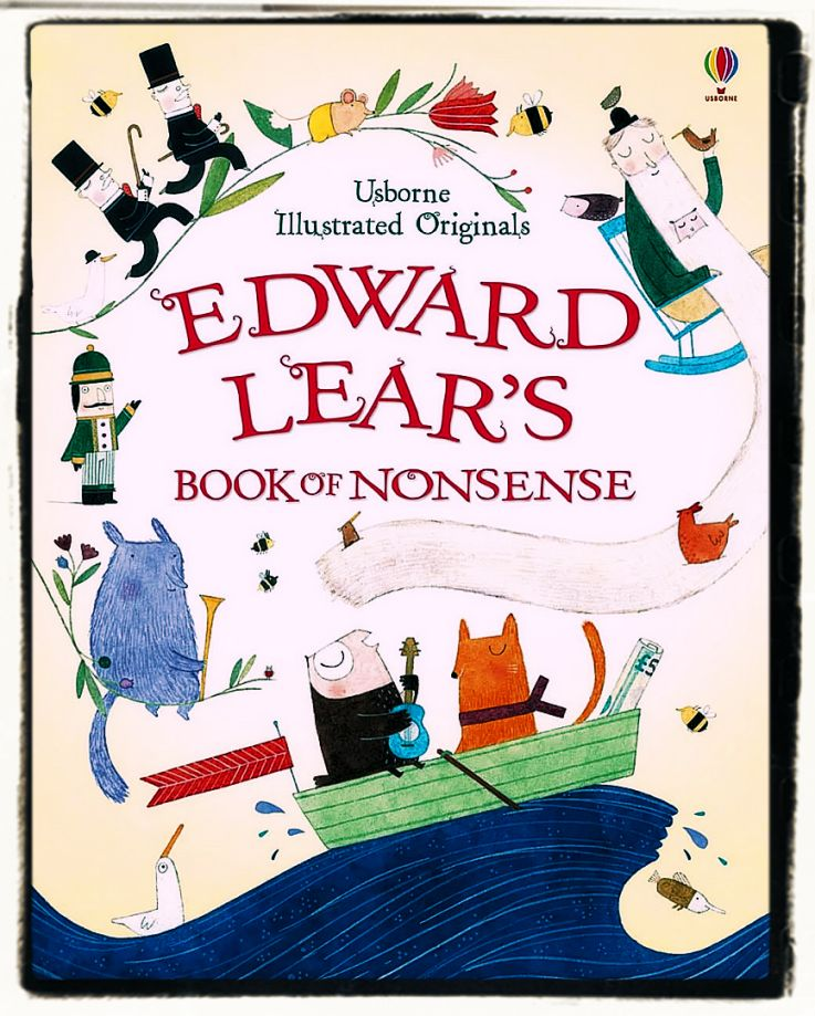 Edward Lear Nonsense Book