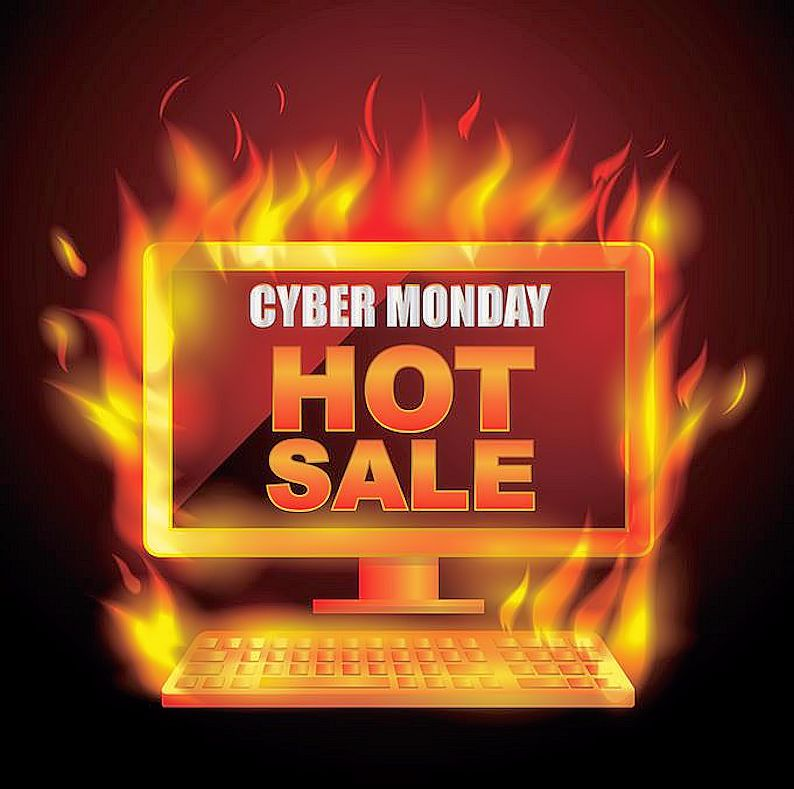 Cyber Monday Hot Sales