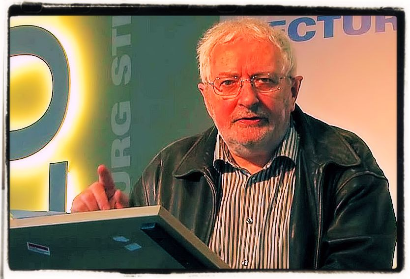Professor and writer Terence Eagleton