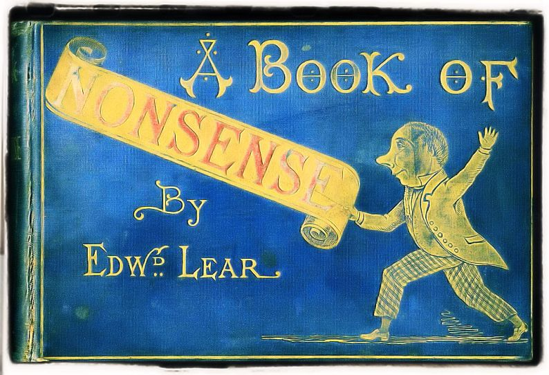 The book of nonsense front cover