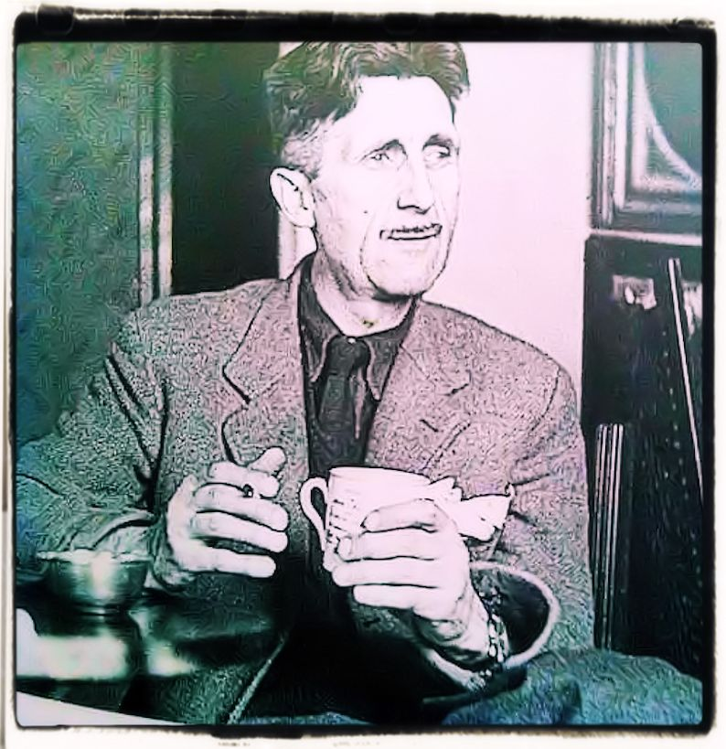 George Orwell thoughts and ideas