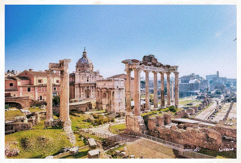 Short history of Latin Language