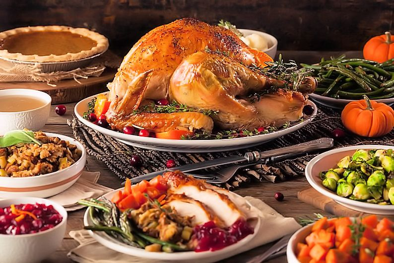 Thanksgiving Day English Culture Blog