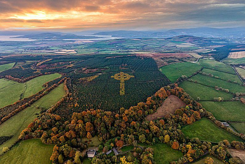 Emery Cross Celtic Symbol in Ireland