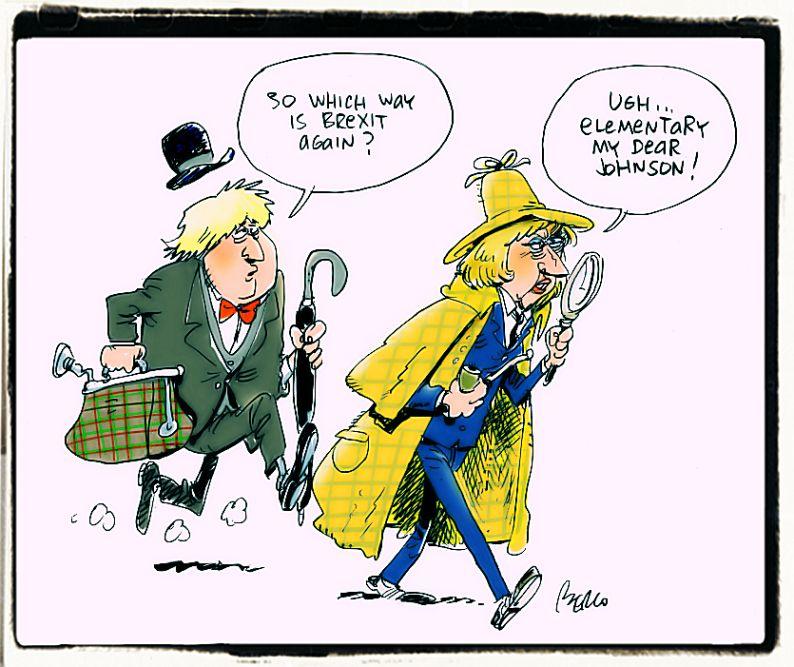British humour and jokes