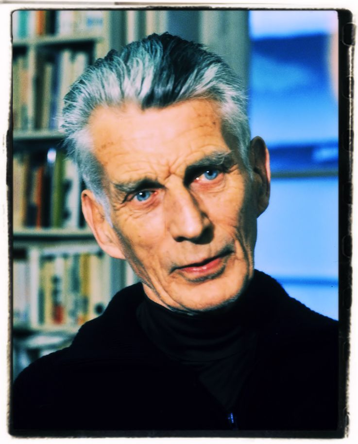 Samuel Beckett Irish quotes