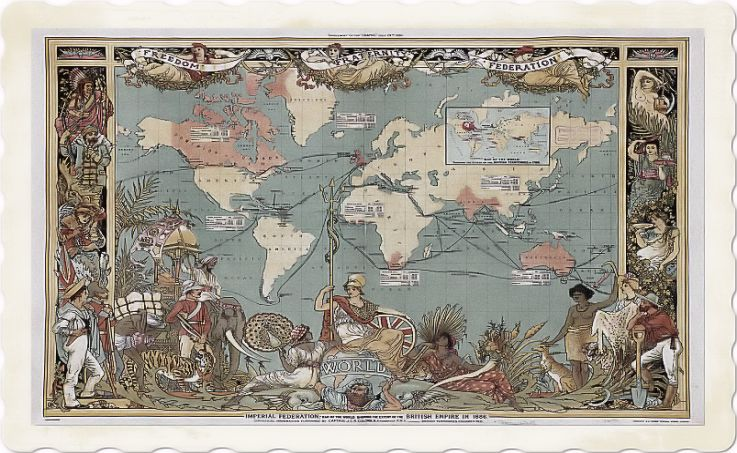 World English and the British Empire