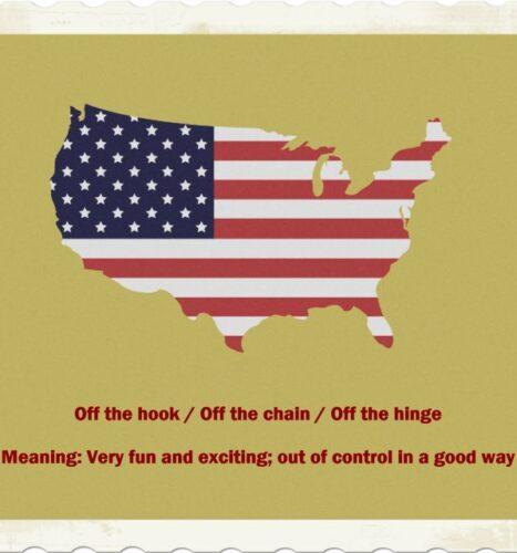 American slang Part 1
