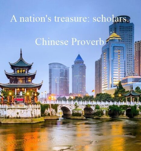 Chinese wise proverbs