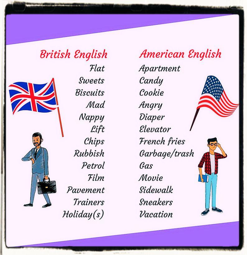 American English a short essay