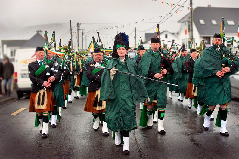 Irish traditions and proverbs