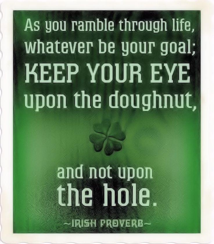 Irish wise sayings and proverbs