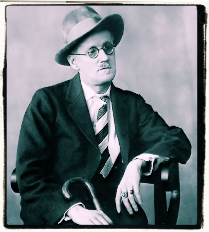 James Joyce Irish quotes