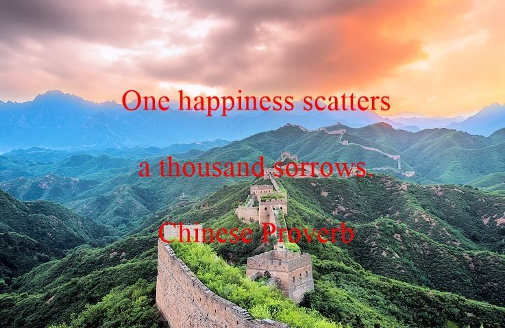 Proverbs from China