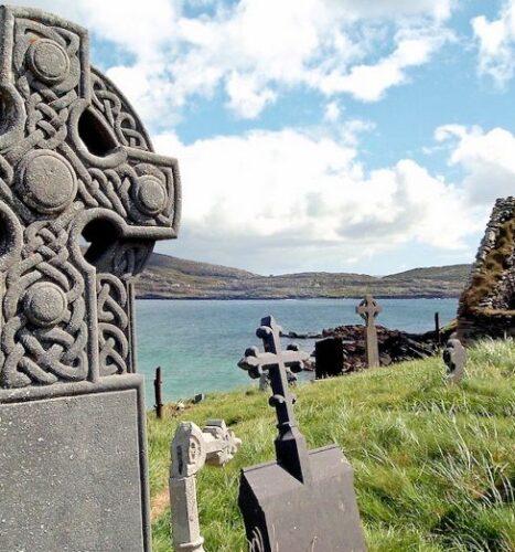 Irish modern history