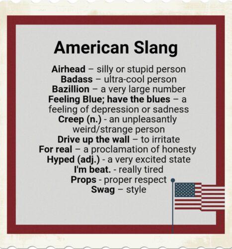 American slang Part 2
