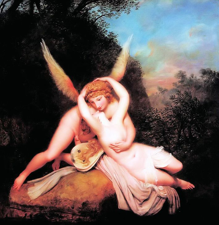 Eros and Psyche Aphorisms on Love