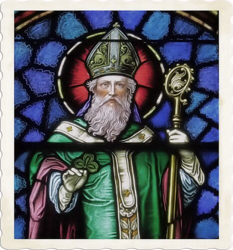 Saint Patrick day legend