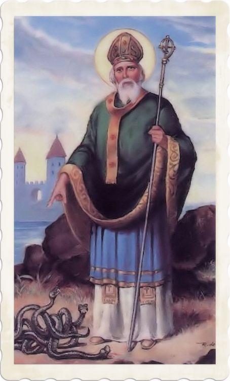 Saint Patrick Patron of Ireland