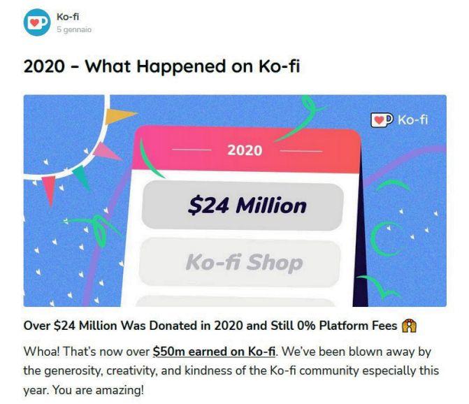 Ko-fi.com a good metaphor
