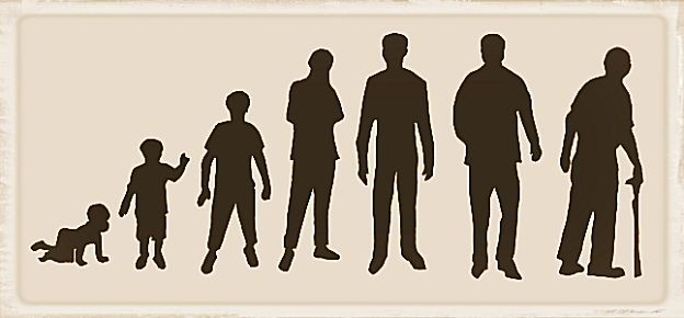 Seven ages of man an essay and a poem