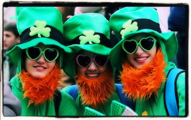 Saint Patrick Day Costumes